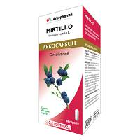 MIRTILLO ARKOCAPSULE 90CPS
