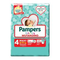 PAMPERS BD MUT SM TG4 MX 16PZ
